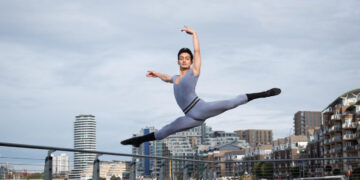 Kamal takes a ballet leap in London | by special arrangement